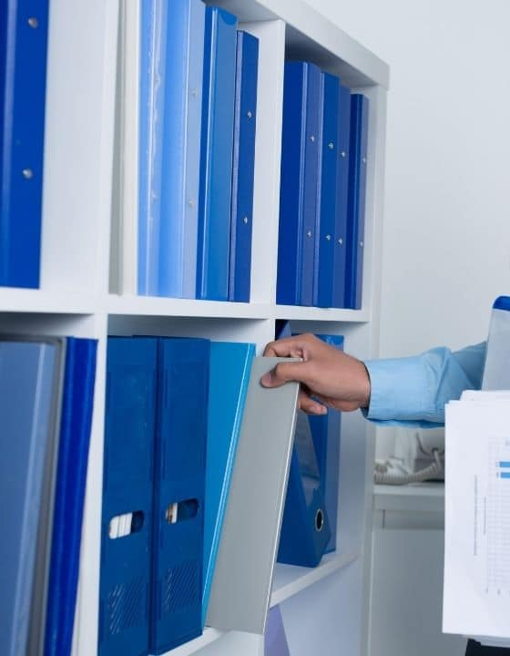 Archive and Document Storage in Chorlton