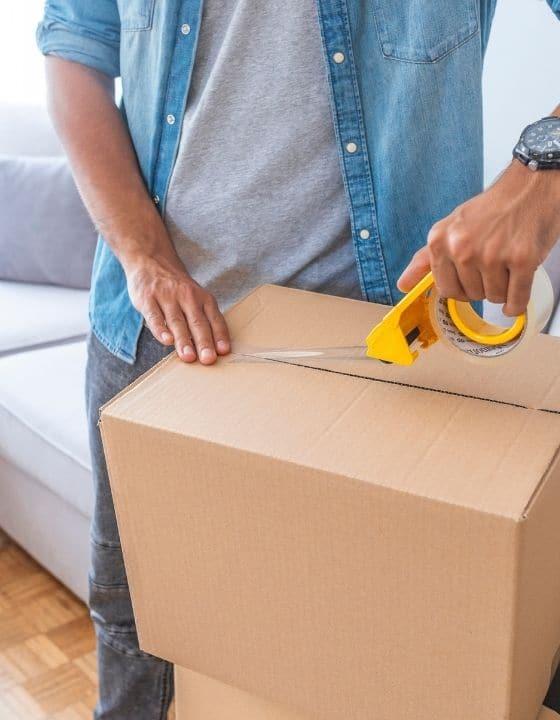 Free Packing Boxes in Chorlton
