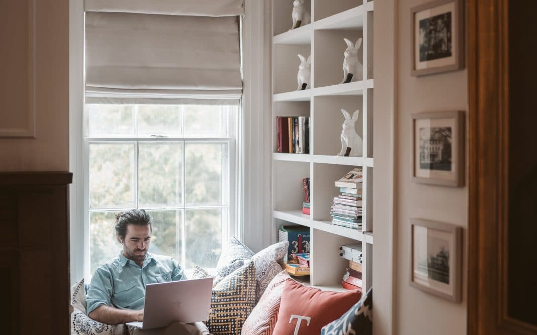 Self Storage Chorlton as a Home Office